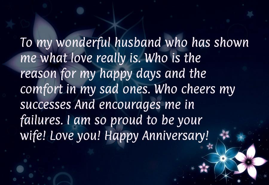 Happy Anniversary Quotes For Him Quotesgram