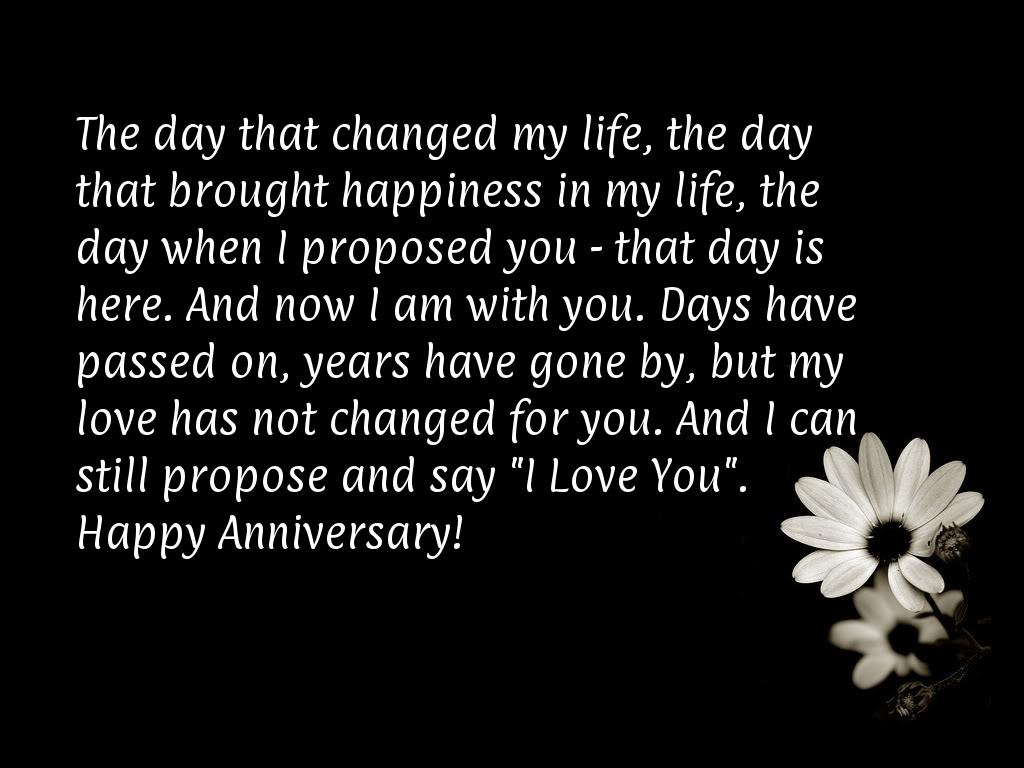 Love Quotes For Him On Wedding Anniversary : You can then save them and send them to your loved ones.