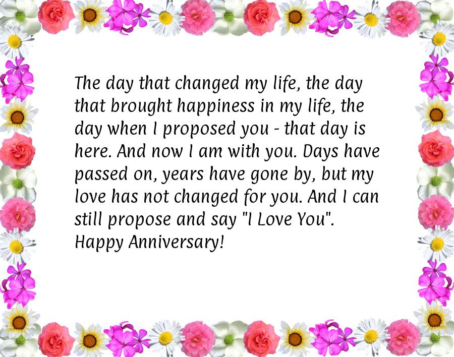 Wedding anniversary wishes for my husband wedding anniversary wishes for husband m4hsunfo