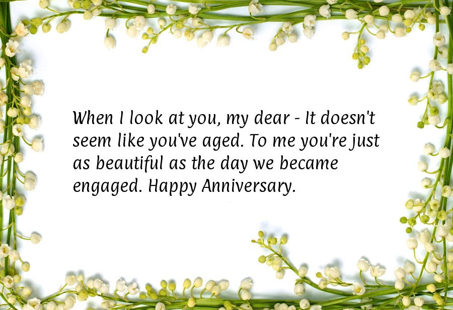 1st year wedding anniversary quotes