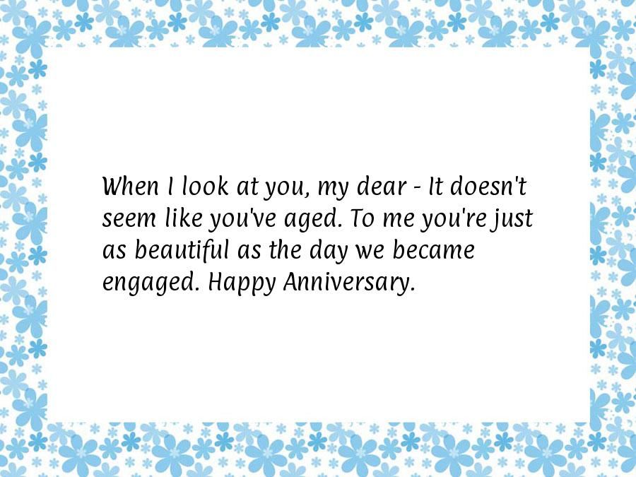Anniversary sms for friends