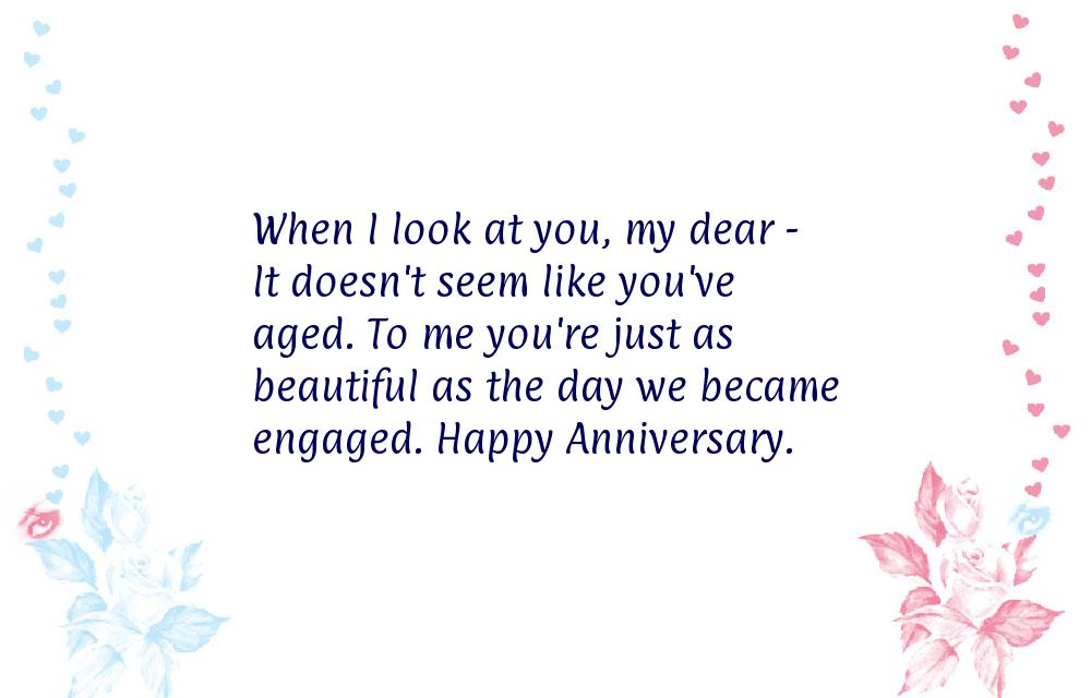 Couple anniversary quotes