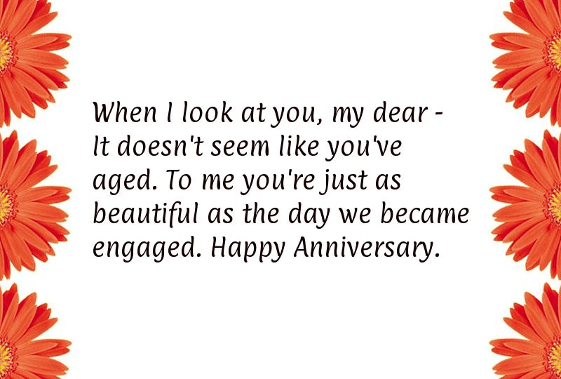 Beautiful anniversary quotes