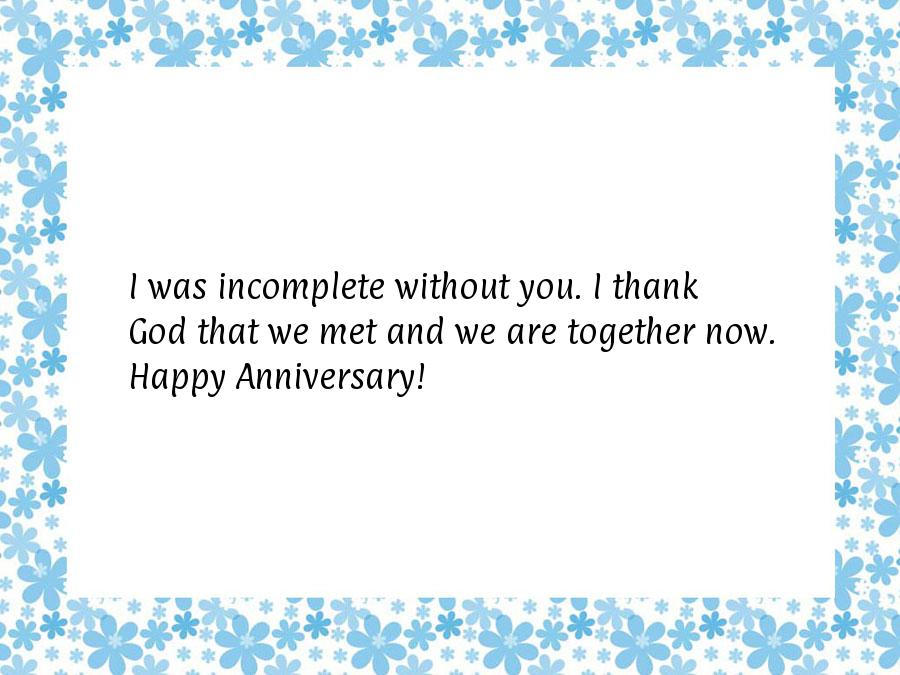 Anniversary quotes for him from the heart