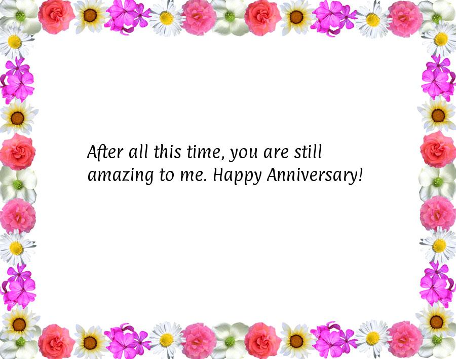 Quotes on anniversary