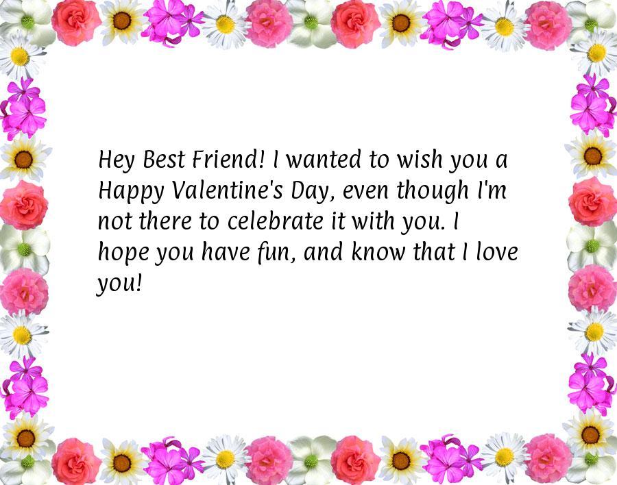 Best Friend Valentine Quotes : Friend valentine quotes like success