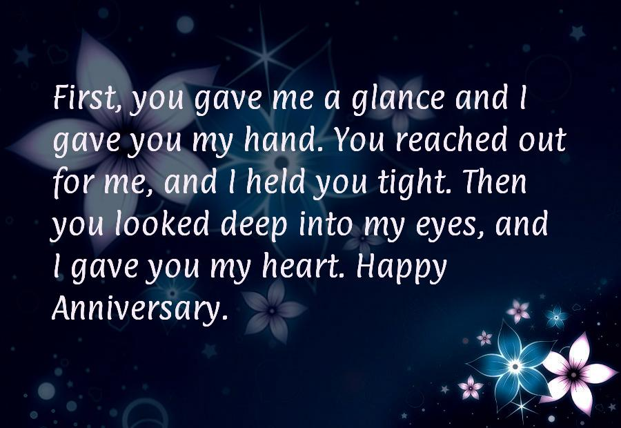 Marriage anniversary wishes sms