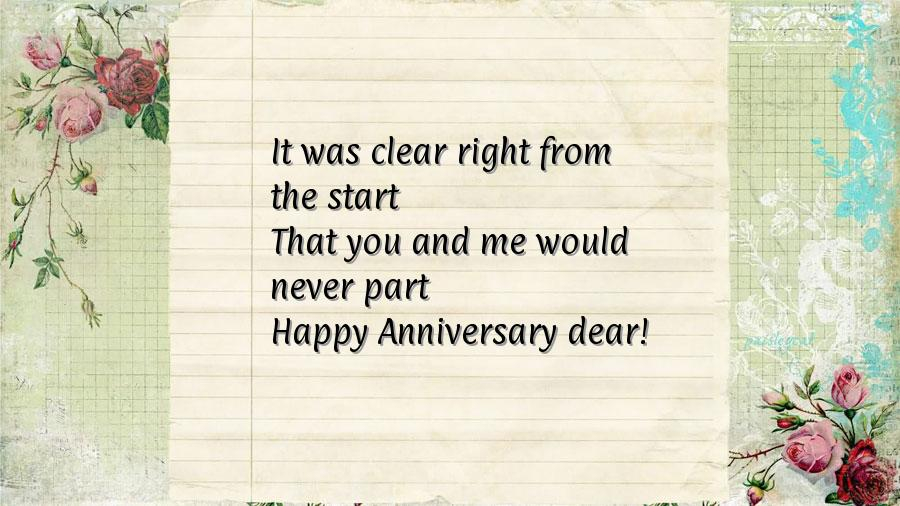St anniversary quotes for boyfriend