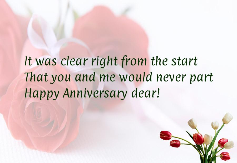 1st Anniversary Quotes for Boyfriend