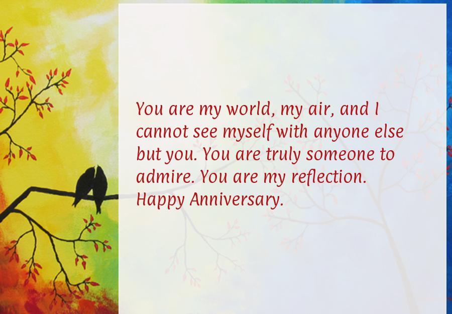 Marriage anniversary quotes to wife