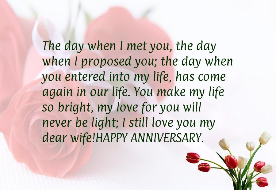 Anniversary sayings to wife video search engine at