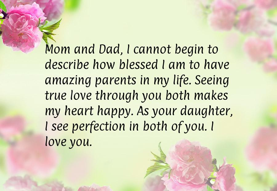 Anniversary quotes for mom and dad