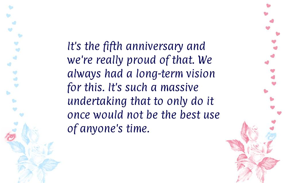 One Year Job Anniversary Quotes on QuotesTopics