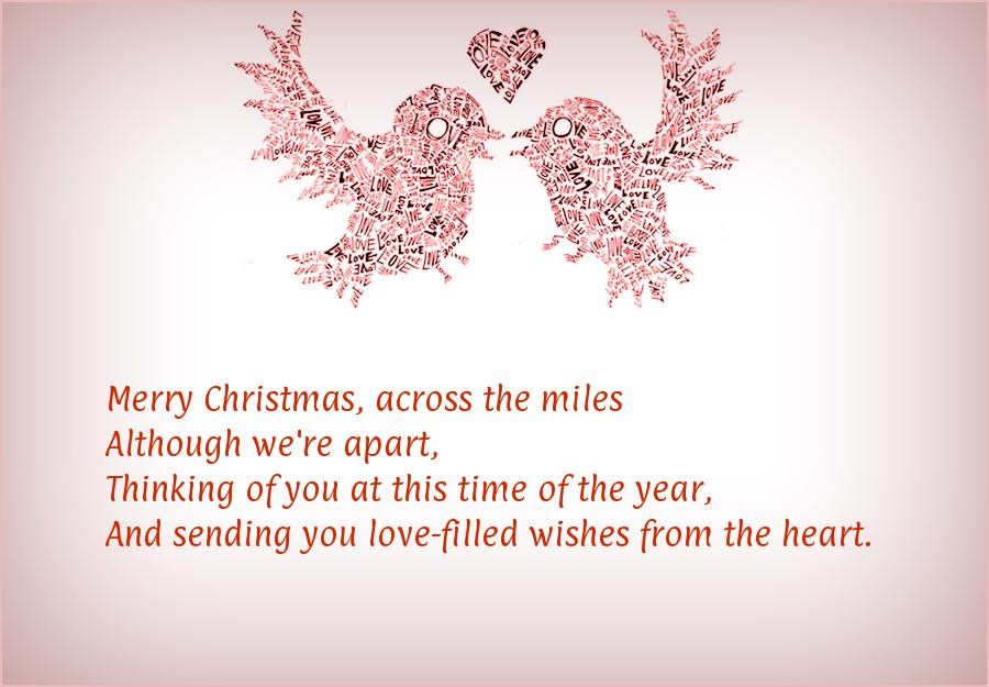 Wishes for christmas and new year