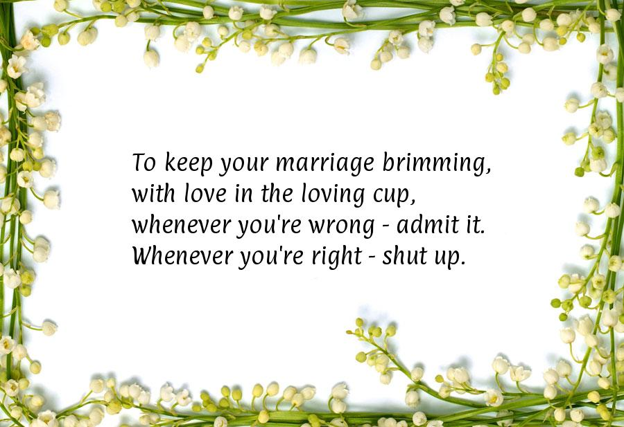 Funny wedding wishes quotes quotesgram