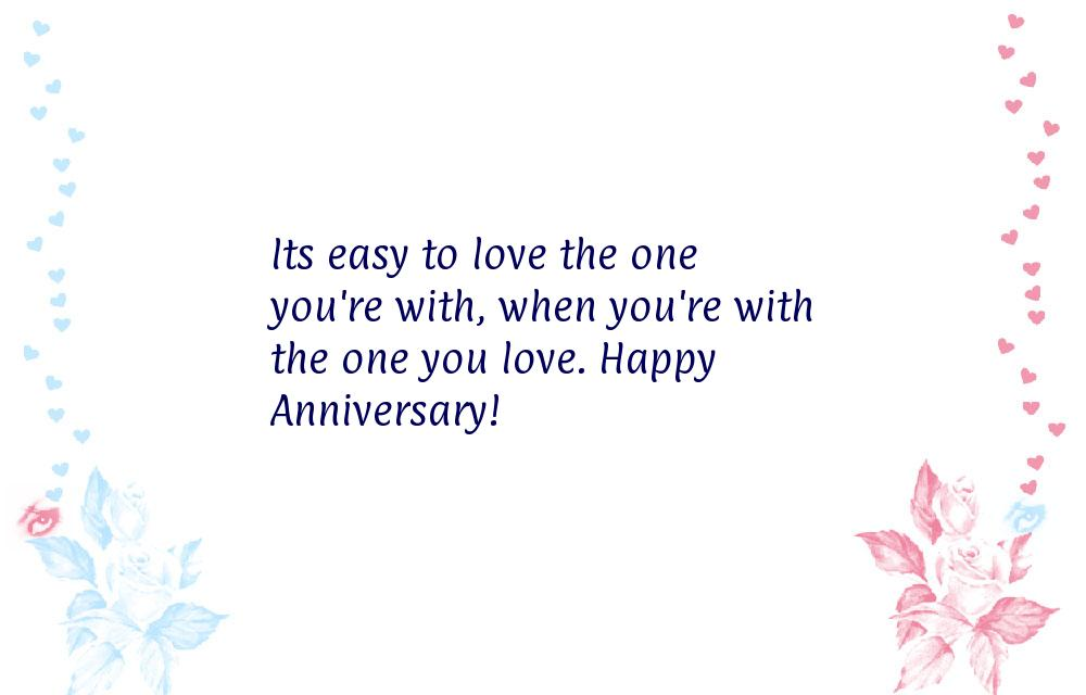 Happy anniversary messages to my wife
