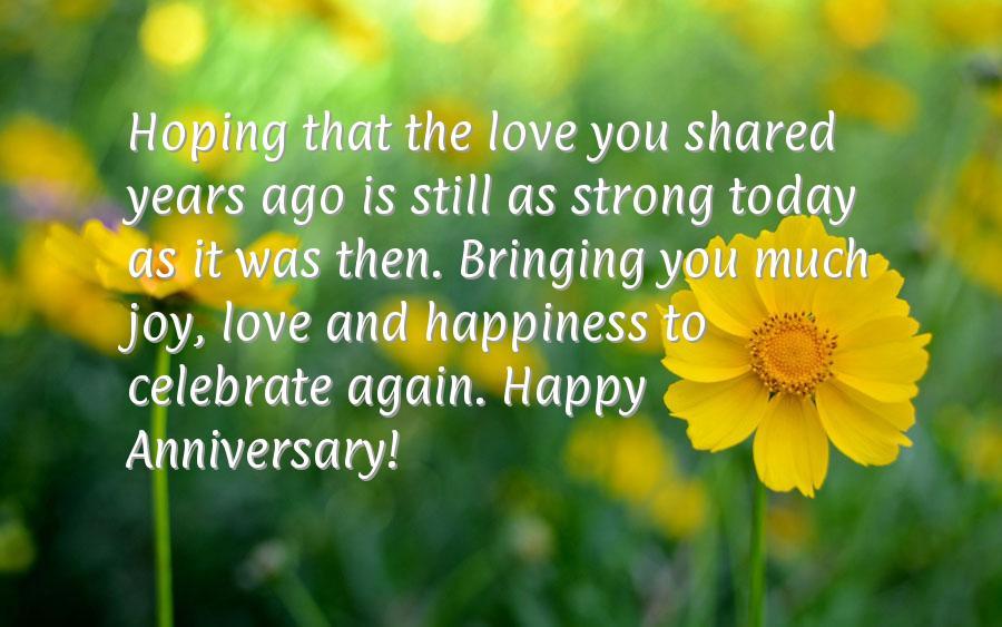 parents wedding anniversary wishes