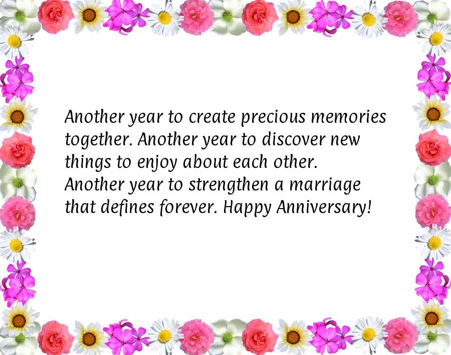 Quotes for wedding anniversary for husband