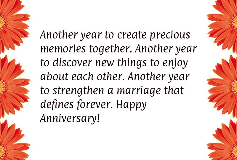 Happy anniversary message to my husband