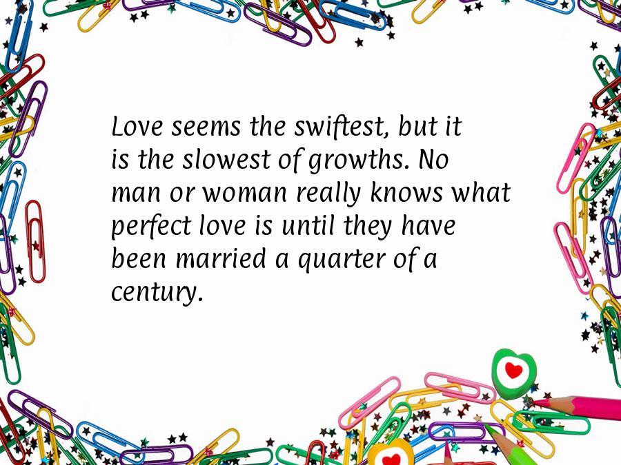 25 year wedding anniversary quotes