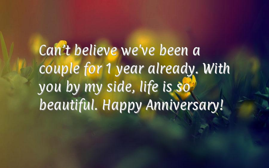 Anniversary messages husband
