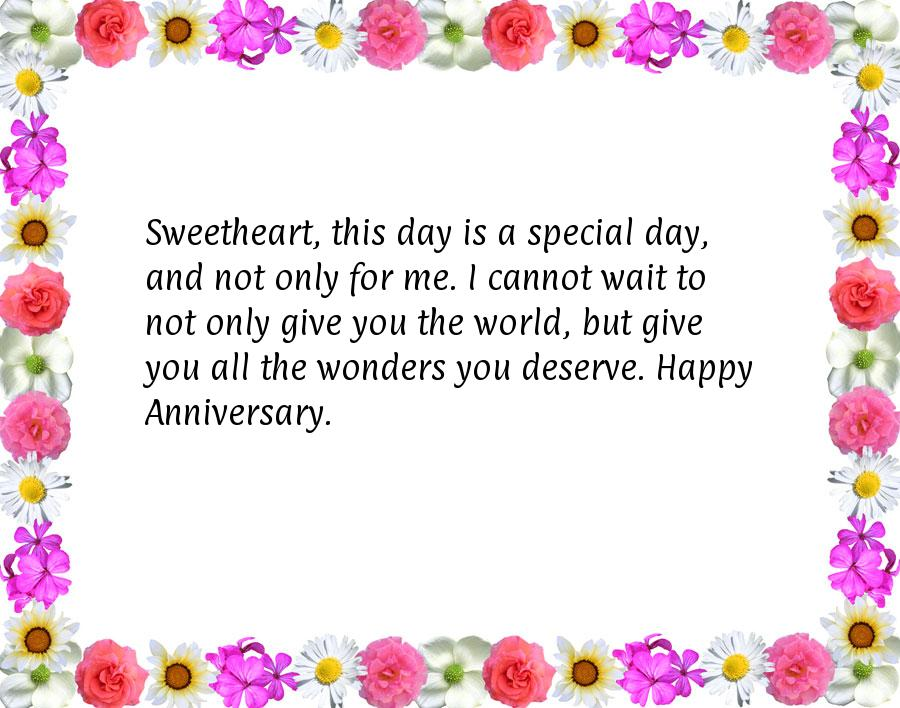 Love quotes for anniversary