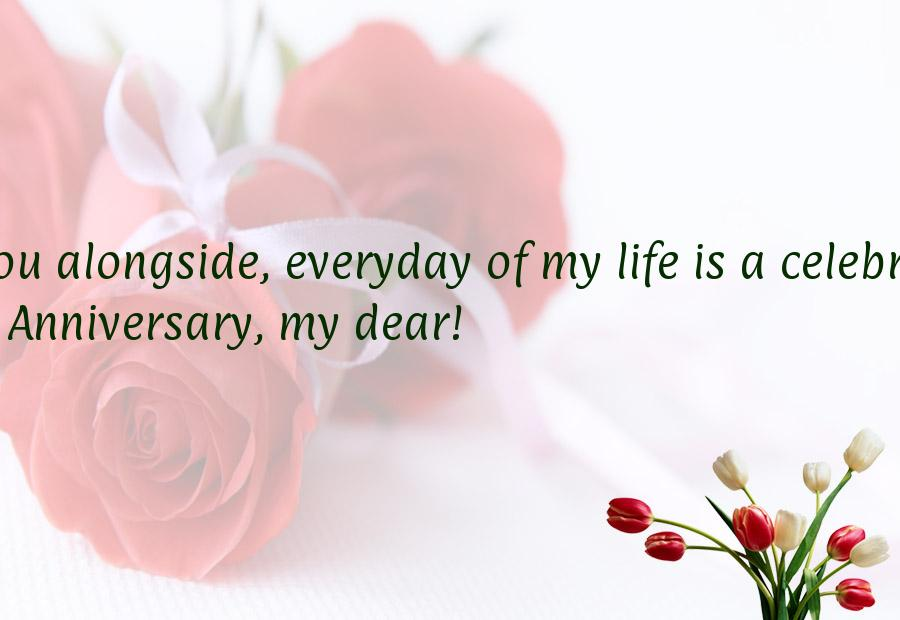 Anniversary boyfriend and girlfriend quotes quotesgram