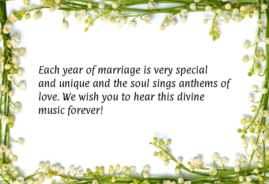 First marriage anniversary quotes