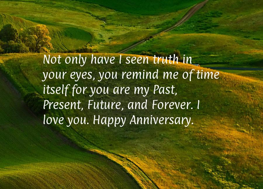 Anniversary sms for husband
