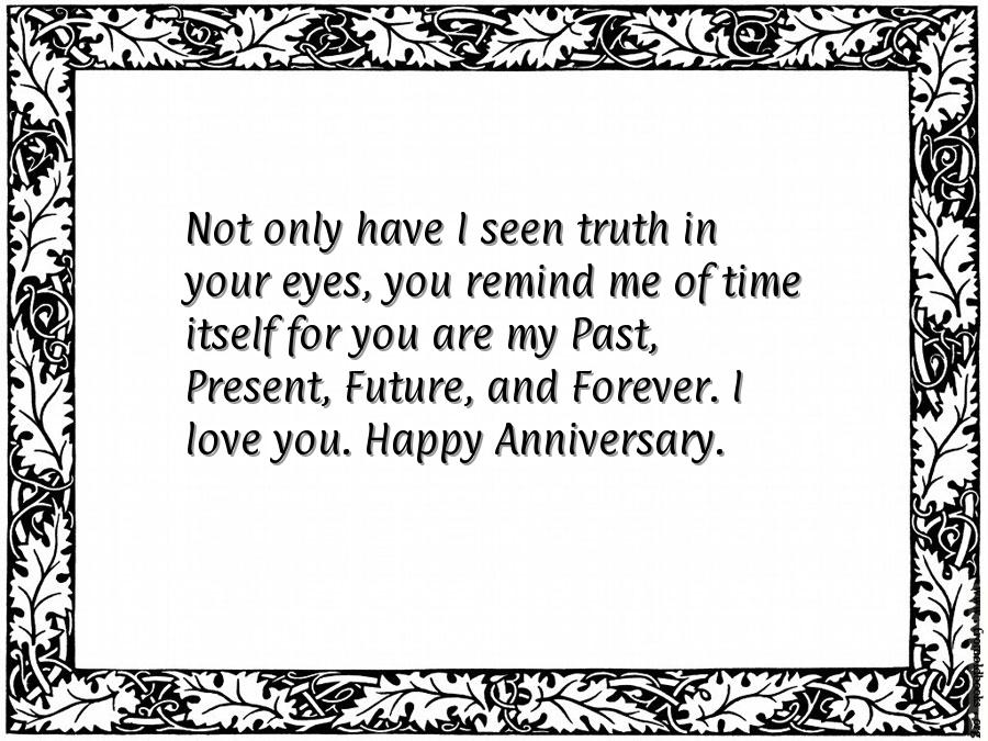 Anniversary quotes to husband