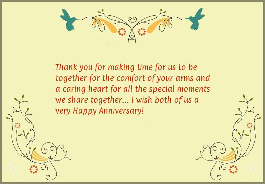 Anniversary Quotes Happy