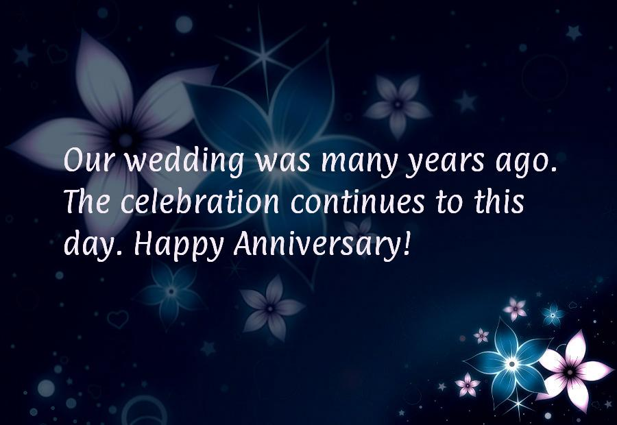 Happy anniversary my love quotes