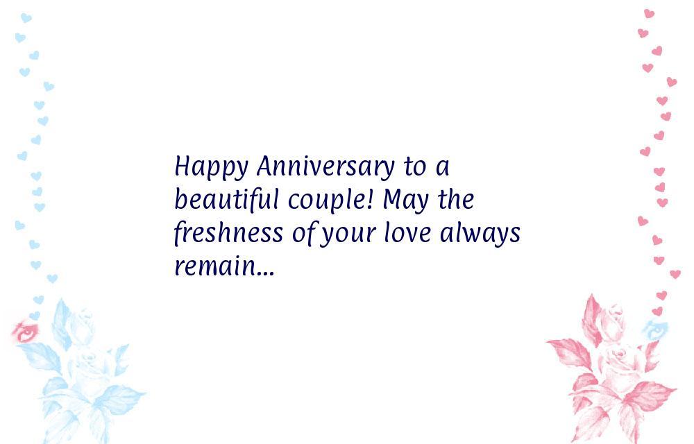 Happy Anniversary Beautiful