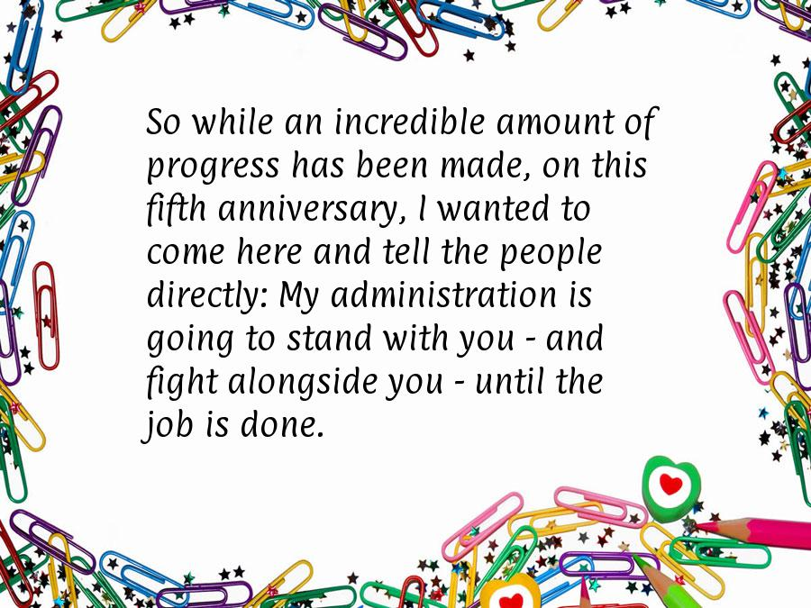 Work anniversary quotes