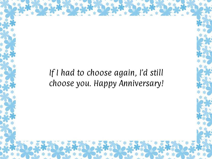 Funny wedding anniversary messages