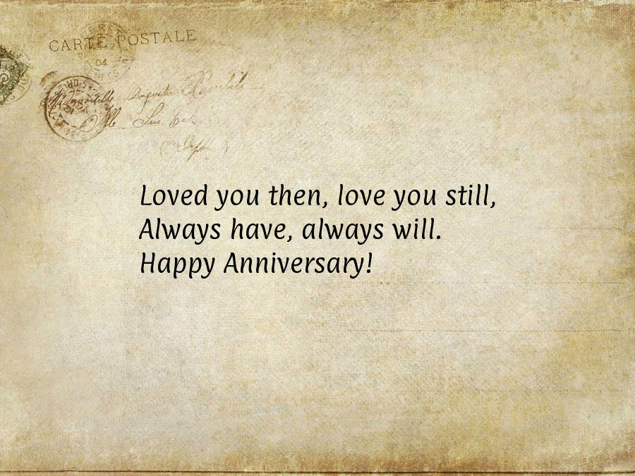 Wedding anniversary letter to wife ~ Wedding anniversary quotes for wife