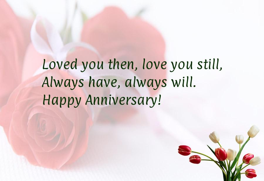 Love quotes for husband anniversary quotesgram wedding
