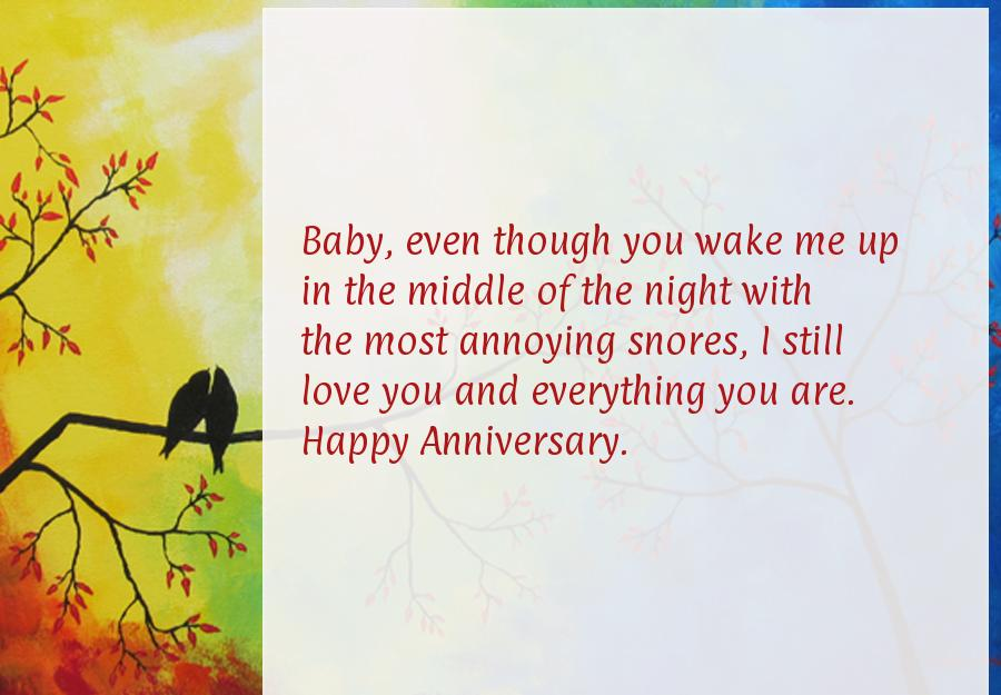 Anniversary ecards funny
