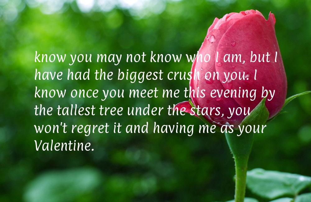 Valentine quotes for him