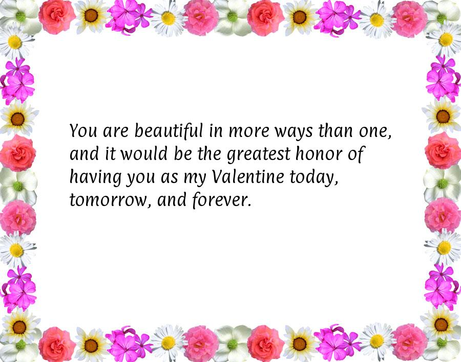 valentine sayings for husband
