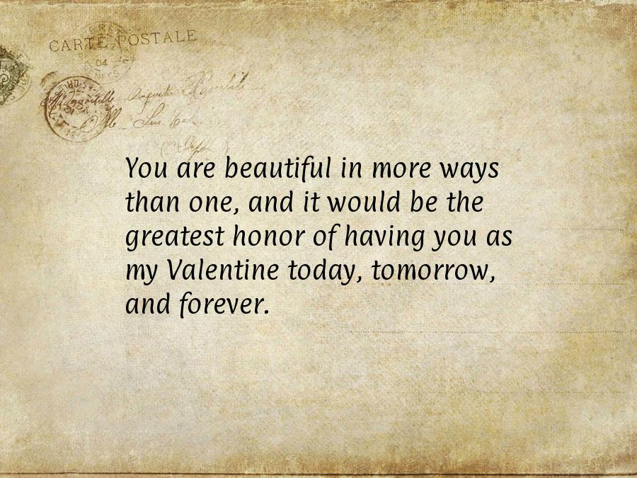 Quotes about valentines day