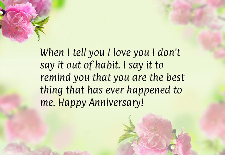 Quotes on marriage anniversary