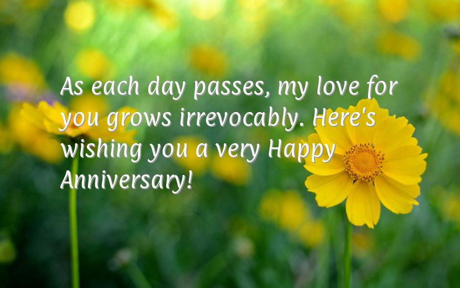 Wedding anniversary quotes for my wife