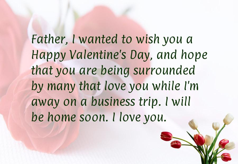 Valentines day message