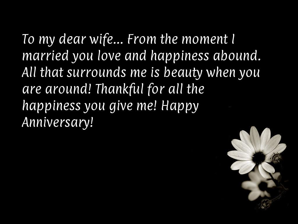 Anniversary Quotes: Marriage Anniversary Quotes For Wife