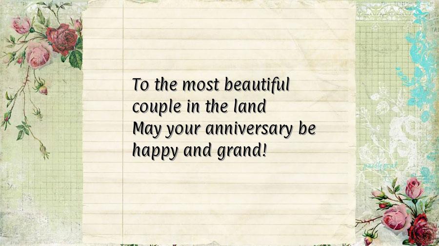 Best Wedding Anniversary Quotes QuotesGram