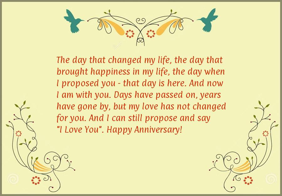 1st wedding anniversary quotes for husband