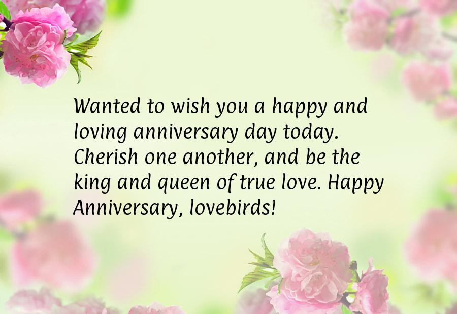 fifth wedding anniversary messages