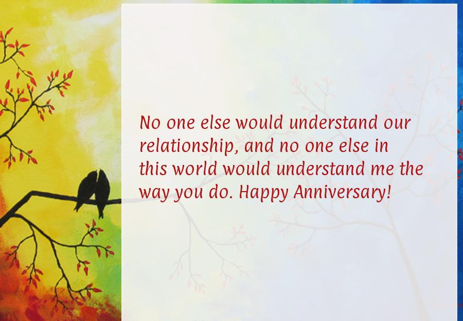 Wedding anniversary cards for wife