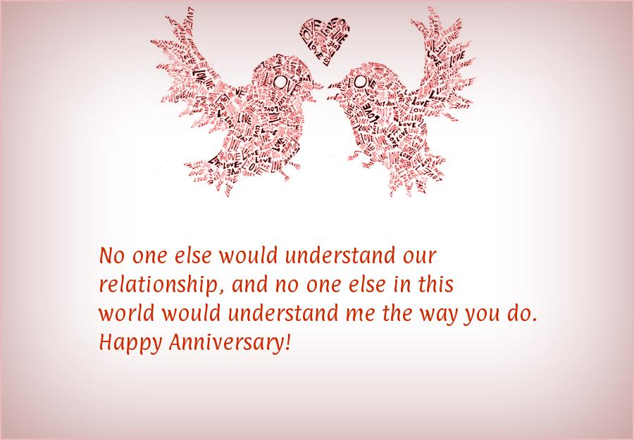 Anniversary wishes to wife